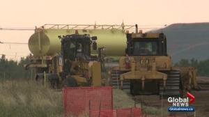 Optimism growing in Alberta town over Enbridge's Line 3 project