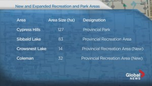 South Saskatchewan Regional Plan unveiled