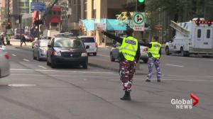 Taxi drivers stage one-day Quebec-wide strike