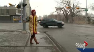 Hot dogging helps out cancer survivors