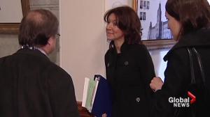 Politicians react to Normandeau arrest