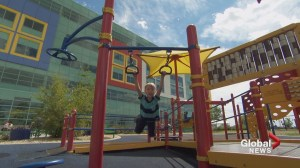 Alberta Children's Hospital staff improvise to treat radioactive boy