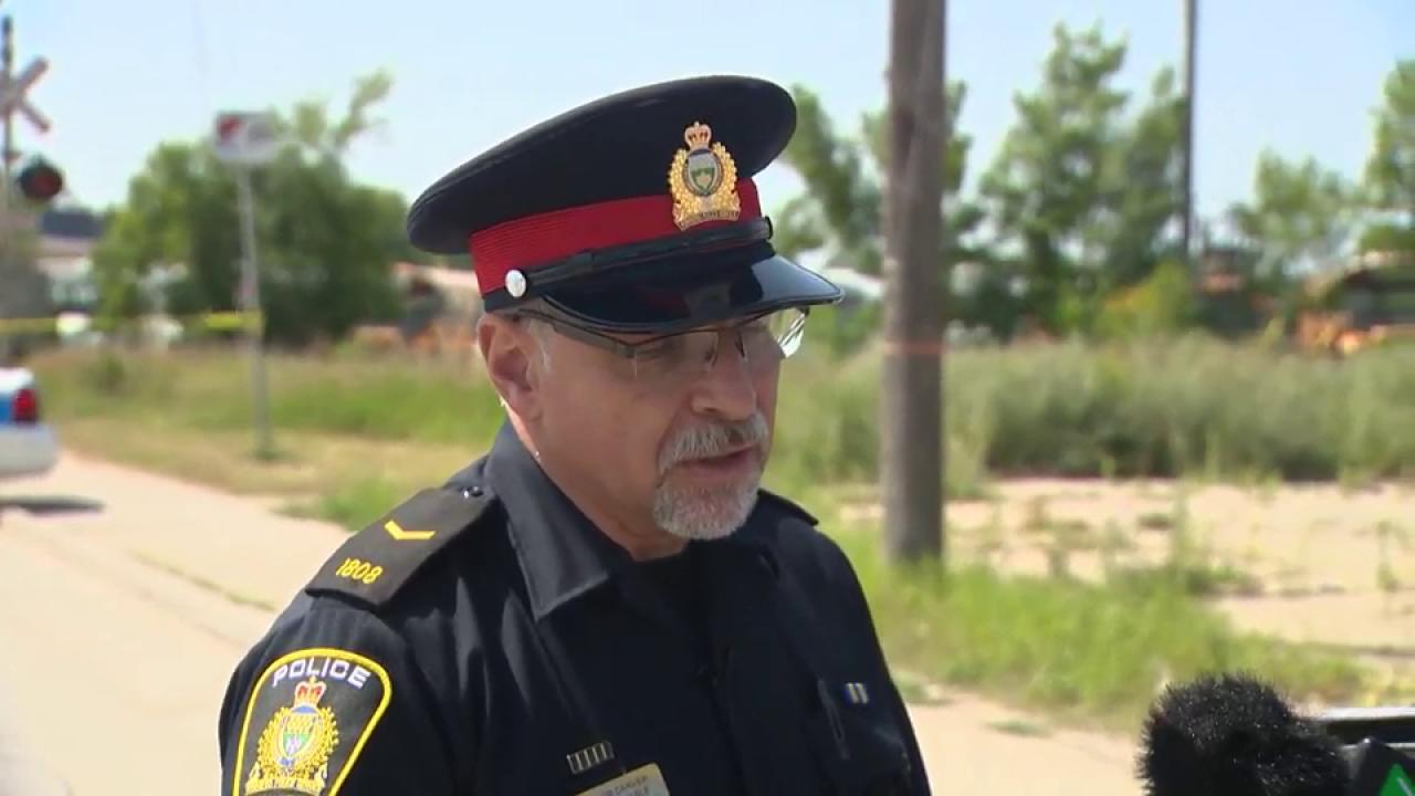 Winnipeg Police Shoot Man in St. Boniface