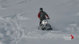 Avalanche Training takes place in Whistler