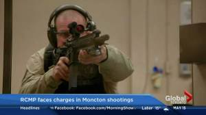 RCMP facing four charges for its role in Moncton shooting