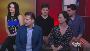 "Bruce McCulloch and cast talk their new movie ""Young Drunk Punk"""