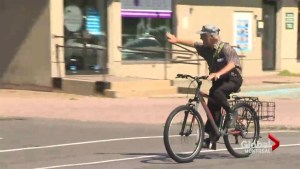 Pointe-Claire 'can man' to get new bike