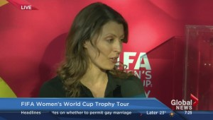 FIFA Women's World Cup Trophy Tour