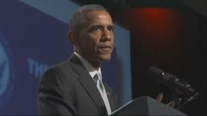 President Obama calls for 'change in attitudes' towards gun laws in U.S.