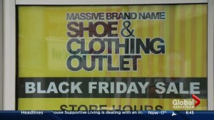 Black Friday becoming Saskatoon phenomenon