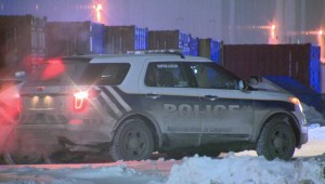 Raw video: Police shooting in Brossard
