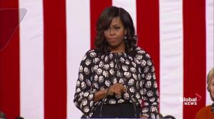 Michelle Obama: Hillary doesn't play