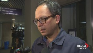 Councillor Denzil Minnan-Wong sends well wishes to Rob Ford