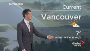 BC Evening Weather Forecast: Mar 18