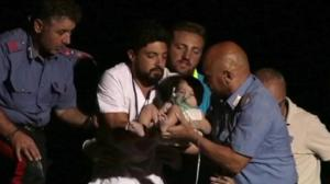 Miraculous rescue of three brothers buried after earthquake in Italy