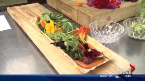 Explore Alberta: Local food dinners at Prairie Gardens in Bon Accord