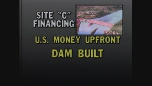 Archives: California may foot bill for Site C dam
