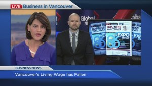 BIV: Vancouver's living wage drops to $20.64