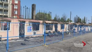 Truswell Road fire in Kelowna leaving some low-income renters homeless