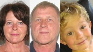 Amber Alert issued for missing 5-year-old, grandparents