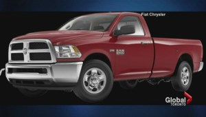 Chrysler recalls over half million trucks and SUVs