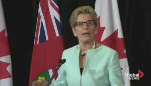 Wynne discusses what topics were covered during her meeting with Harper