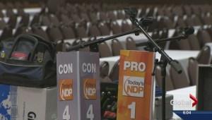 NDP Convention gets underway
