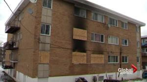 5 homeless after fire in Pointe-Claire