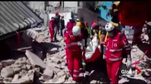 Montreal sends aid to Italy after earthquake