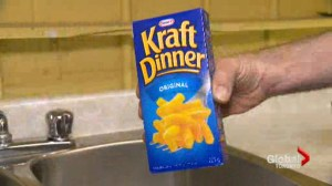 Kraft dinner changing recipe