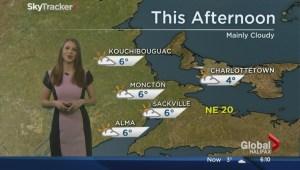 Maritimes weather forecast: Fri, May 1