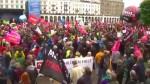 Anti-G20 protests begin in Hamburg