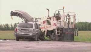 Man dies after collision in south shore construction zone