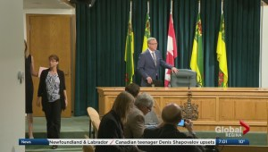 Jim Farney weighs in on Premier Brad Wall's resignation
