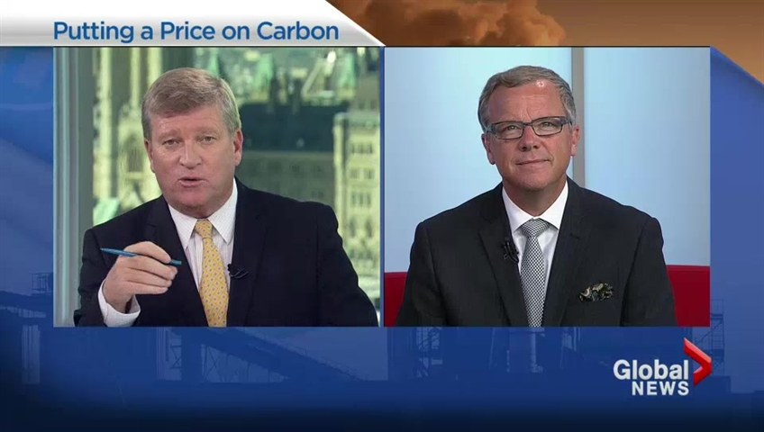 Saskatchewan premier looking at legal options on federal carbon tax plan