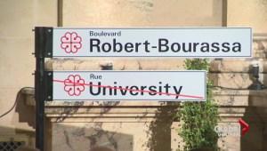 A tribute to Bourassa