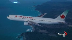 Air Canada customers angry over handling of online ticket glitch