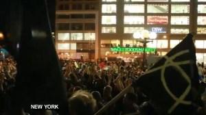 #handsupdontshoot rallies held across America