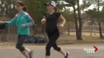 New Brunswick mom inspired to run Boston Marathon at 32 weeks pregnant