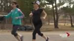 New Brunswick mom inspired to run Boston Marathon at 32 weeks pregnant