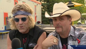 Global Calgary sits down with Big and Rich before their show Friday
