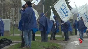 Côte Saint-Luc labour strikes