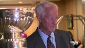 Hockey Canada President pulling for Gordie Howe to recover