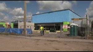 New Rideau Heights centre on budget and on time