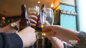 Hospitalizations for alcohol higher in Canada than for heart attacks