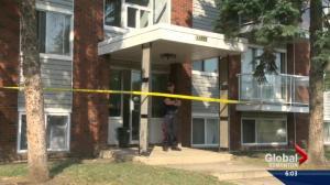 'Gruesome' homicide scene