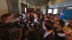 PQ leadership candidate accused of playing dirty