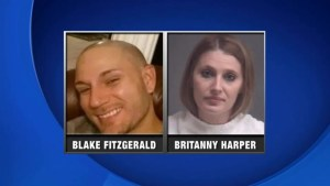 Real-life 'Bonnie and Clyde' couple's crime spree ends with police shootout