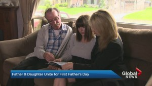 Collingwood man meets the daughter he never knew he had 27 years later