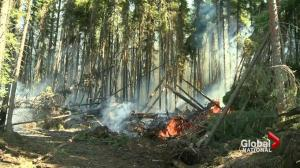 Military moves to front line of Saskatchewan wildfire fight